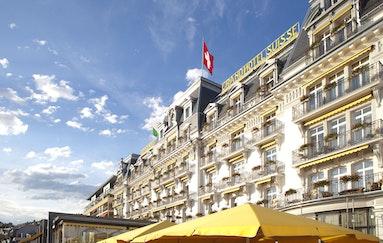 Grand Hôtel Suisse-Majestic