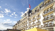 Traumhafte Aussichten im Grand Hotel Suisse-Majestic: Bild 2