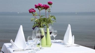 Sonnenterrasse oder Strandrestaurant: Bild 12