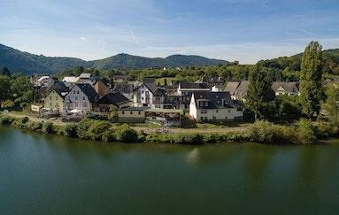 Landidyll Hotel Weinhaus Halfenstube