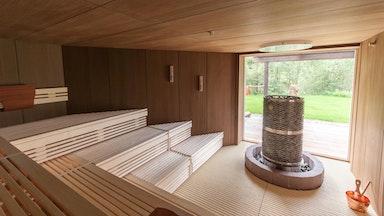 Schwimmbad & Saunalandschaft: Bild 19