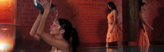 Orientalischer Badetraum in Bern