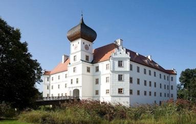 Auftanken im Schloss Hohenkammer