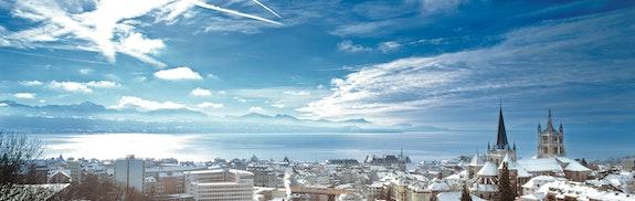 Citytrip Lausanne