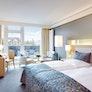 Hotelzimmer zum Wohlfühlen