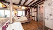 Deluxe Doppelzimmer mit Moselblick & Balkon: Bild 6