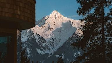 Blick Ahornspitze
