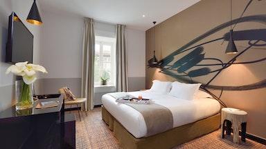 Hotel mit Charakter, gestaltet von Christian Lacroix: Bild 3
