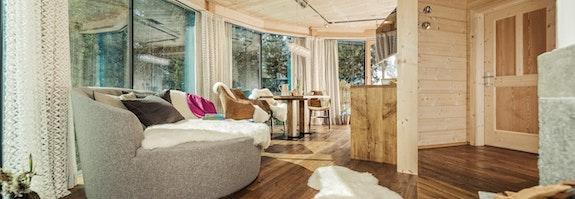 Luxus-Chalet im Zillertal