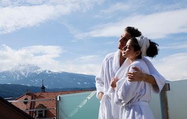 Erholung im Hotel Innsbruck