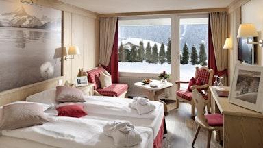 Hotel**** Spinne in Grindelwald: Bild 1