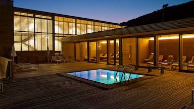 Wellnesshotel Vorarlberg: Badehaus Hotel Post: Bild 5