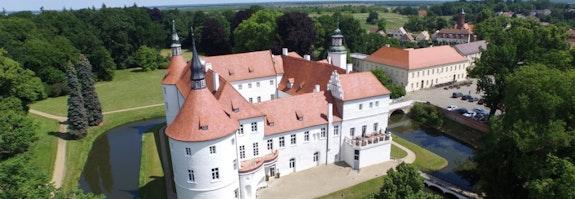 Zweisamkeit im Schlosshotel