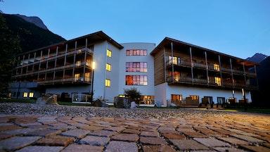 **** Superior Hotel AQUA DOME: Bild 2