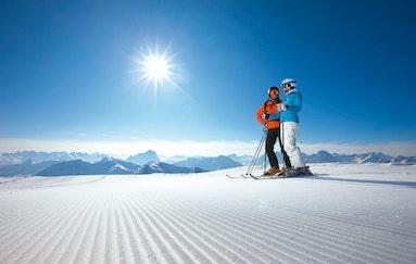 Wintersport in Damüls-Mellau