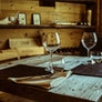 Romantisches Candlelight-Dinner mit Weinbegleitung
