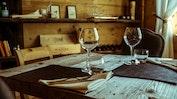 Romantisches Candlelight-Dinner mit Weinbegleitung: Bild 4