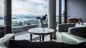 Hotel Belvoir hoch über dem Zürichsee: Bild 8