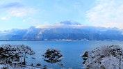 Traumhafte Aussichten im Grand Hotel Suisse-Majestic: Bild 10