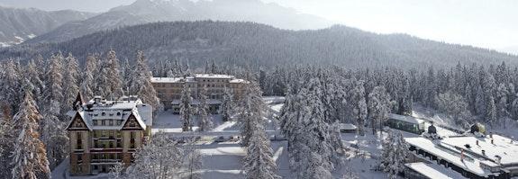 Bergromantik & Private Spa im Waldhaus Flims