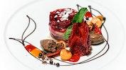 "Gourmetgenuss im ""LION D"