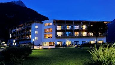 **** Superior Hotel AQUA DOME: Bild 10