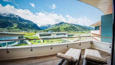Doppelzimmer Premium mit Panoramablick: Bild 6