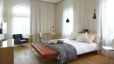 B2 Boutique Hotel + Spa Hürlimann-Areal Zürich: Bild 11