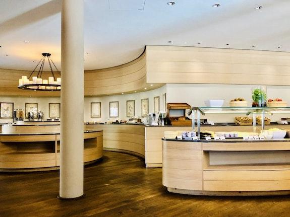Frühstücksbuffet im Travel Charme Ifen Hotel
