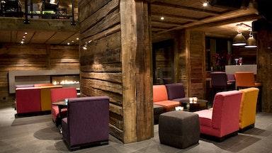 Mountain Logde Stil im Doppelzimmer: Bild 8