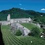 Bellinzona - Stadt der drei Burgen