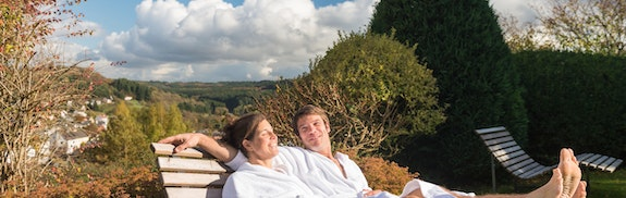 Wellness  in der Vulkaneifel