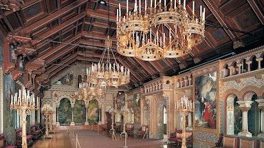 Schloss Neuschwanstein: Bild 24