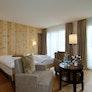 Übernachtung im neu renovierten Doppelzimmer