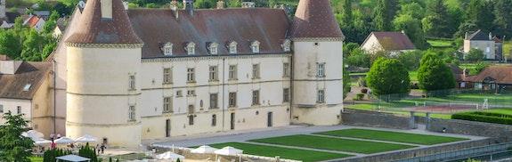Romance au Château de Chailly
