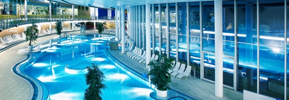 Relaxation aux thermes de Geinberg