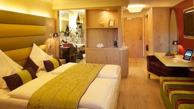Zimmer mit Quellwasserbrunnen: Bild 5