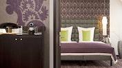 Modernes Design im Steigenberger Hotel Herrenhof: Bild 1
