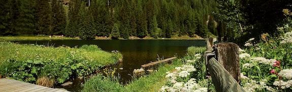 Auftanken in alpiner Idylle