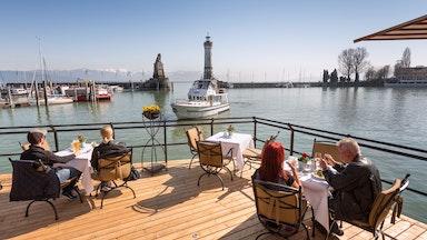 Abendessen im Swiss Restaurant mit Seeblick: Bild 17