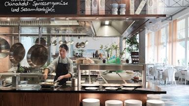 Wintergartenrestaurant: Bild 3