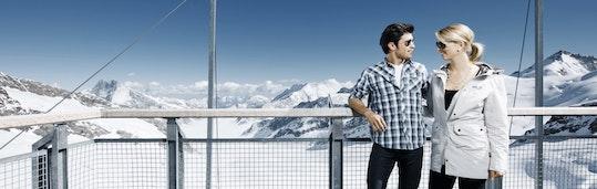 Jungfraujoch - hochalpine Wunderwelt
