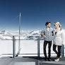 Jungfraujoch mit Sphinx