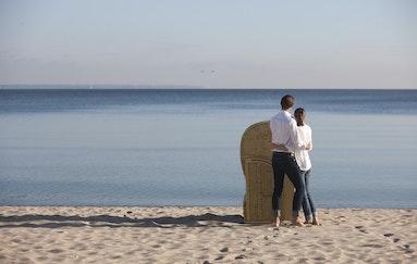 Romantik am Timmendorfer Strand