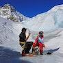 Helikopterflug inklusive Gletscherlandung