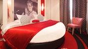 Rundes Bett - Originel und komfortabel: Bild 1