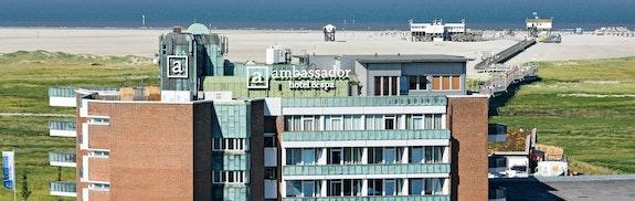 ambassador hotel & spa