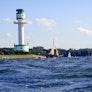 Kiel - Grossstadt, Strand und Meer