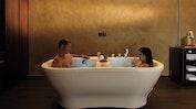 Bad zu zweit im Private Spa: Bild 2