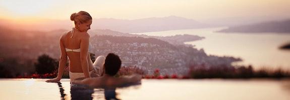 Auszeit im Panorama Resort Feusisberg